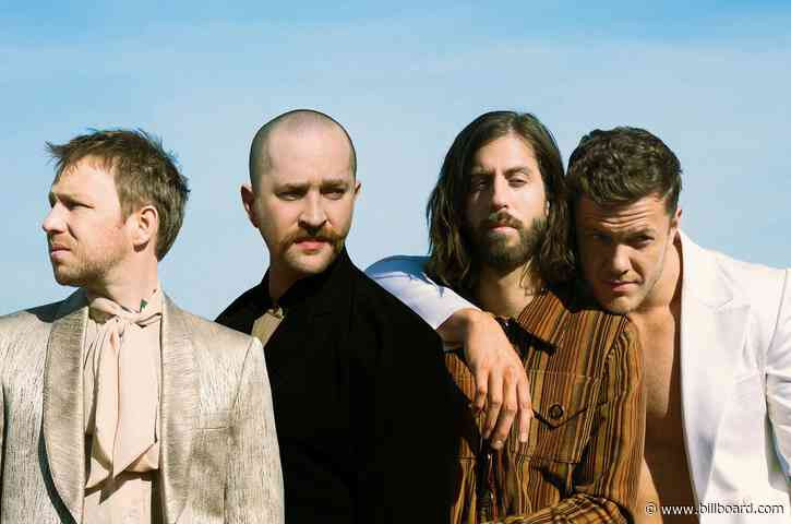 Imagine Dragons' 'Follow You' Rules Rock & Alternative Airplay Chart