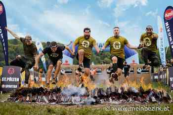 Spartan Race 2021: Die Spartaner kehren nach St. Pölten zurück - St. Pölten - meinbezirk.at