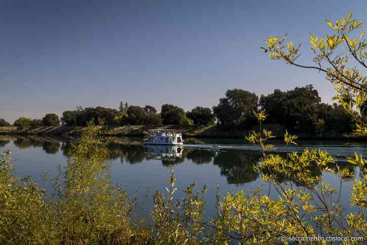 Low River Levels To Blame For 'Earthy' Taste To Sacramento Tap Water, City Says