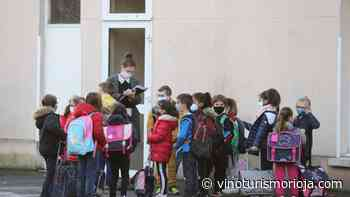 COVID-19: Las máscaras no serán obligatorias en los patios de la escuela a partir del jueves. - Vinoturismorioja.com