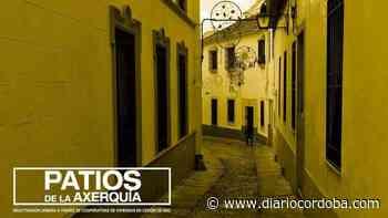La asociación PAX-Patios de la Axerquía de Córdoba opta a los premios Nueva Bauhaus Europea 2021 - Diario Córdoba