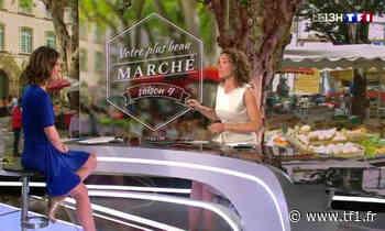 Le marché de Saint-Girons - TF1
