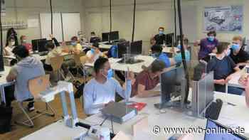 Schüler in Bad Aibling freuen sich, zurück im gemeinsamen Alltag zu sein - ovb-online.de