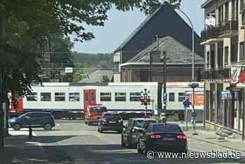 Treinverkeer onderbroken na aanrijding (Herzele) - Het Nieuwsblad
