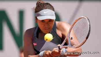 Osaka to miss Wimbledon; will play at Olympics