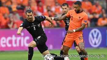 Niederlande - Österreich JETZT im Live-Ticker: Alaba mit Mega-Blackout! Oranje nutzt die Chance