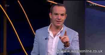 Martin Lewis stepping into Piers Morgan's GMB shoes
