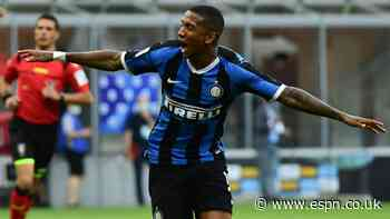 Young leaves Inter Milan for Aston Villa return