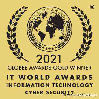 Forward Networks Takes Home Gold Globee® in the 16th Annual 2021 IT World Awards®