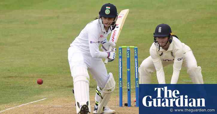 England Women press home advantage against India after Dunkley innings
