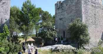 Tarascon : l'archéologie se découvre au château et autour de la chapelle Saint-Gabriel - La Provence
