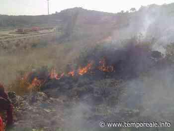 Formia / Incendi boschivi e abbandono rifiuti, Un'altra città ricorda i progetti finanziati dell'ex sindaco Villa - Temporeale Quotidiano