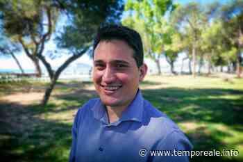 Formia / Elezioni, Luca Magliozzi candidato sindaco della coalizione democratica e progressista - Temporeale Quotidiano
