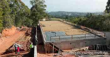 Obras do novo reservatório de água da zona sul de Porto Alegre entram na fase final - GZH