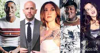 Stars to read queer literature for Attitude x Bentley series - attitude.co.uk