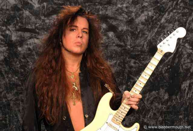 How Does YNGWIE MALMSTEEN Keep From 'Retreading The Same Ground' With His Music? He Responds