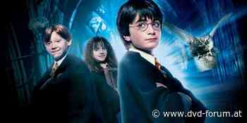 """""""Harry Potter und der Stein der Weisen - Magical Movie Mode"""" im 4K-UHD-Steelbook vorbestellbar - DVD-Forum.at"""