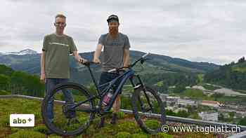 Radstoff: Michael und Pascal Walther lancieren Mode für Biker - St.Galler Tagblatt