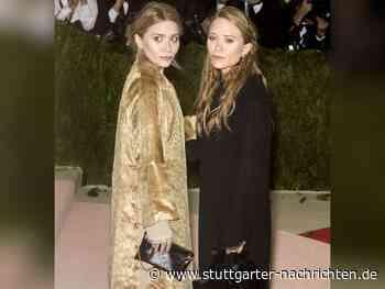 Mary-Kate und Ashley Olsen - Darum designen sie diskrete Mode - Stuttgarter Nachrichten