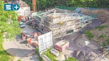 Neues Pfarrheim von St. Blasius in Balve erhält Dach - Westfalenpost