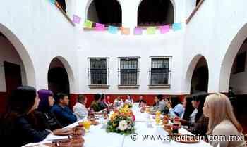 Mujeres de Paracho participarán en la academia de emprendimiento - Quadratín - Quadratín Michoacán