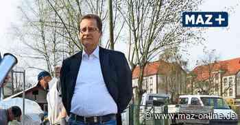 Wildau: Buch von Ex-Bürgermeister Uwe Malich über seine Amtszeit - Märkische Allgemeine Zeitung