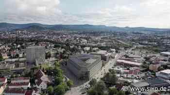 Neubau Landratsamt Reutlingen: Steigende Baupreise – wird das mit 170 Millionen Euro veranschlagte Gebäude teurer? - SWP