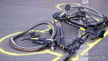 Polizei Reutlingen: 45-jähriger Radfahrer stürzt alkoholisiert in Sondelfingen - SWP