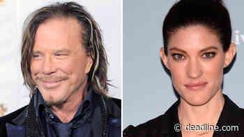 Mickey Rourke & Jennifer Carpenter To Star In Supernatural Horror 'She's Still Here' — Cannes Market - Deadline
