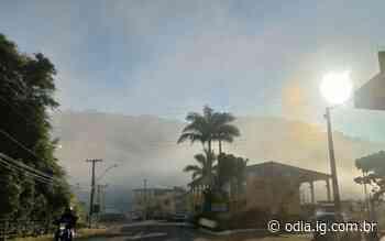 Varre-Sai registrou 5º C na manhã desta quarta-feira   Itaperuna   O Dia - O Dia