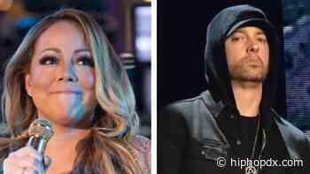 Mariah Carey Impersonates Eminem On TikTok To Celebrate Random 'Obsessed' Anniversary
