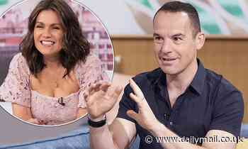 Martin Lewis will join Susanna Reid as guest host on Good Morning Britain later this month