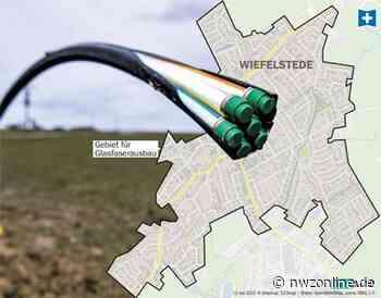 Schnelles Internet für Wiefelstede: Glasfaser Nordwest treibt Ausbau voran - Nordwest-Zeitung