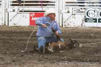 Rodeo taking place in Arrowwood June 25-27 - Hanna Herald