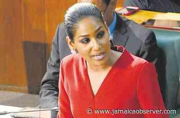 Lisa Hanna's agenda? - Jamaica Observer