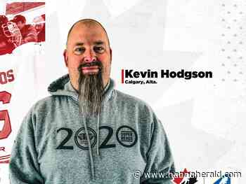 Calgary's Hodgson wins NHL award for HEROS work - Hanna Herald