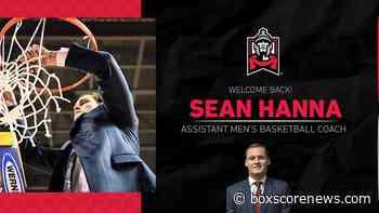 Sean Hanna Named ESU Men's Basketball Assistant Coach - Boxscore