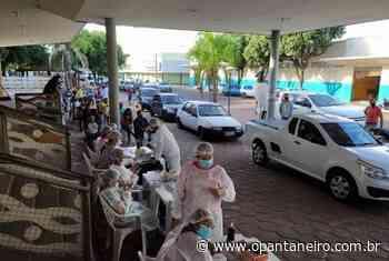 Aquidauana segue vacinação em pessoas sem comorbidades - O Pantaneiro