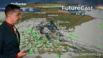 Cooling off: June 17 Manitoba weather outlook