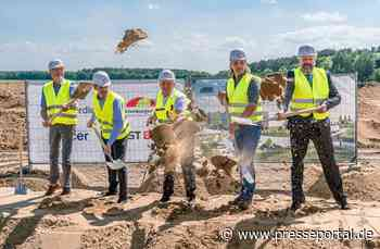 PM: LIST Bau Nordhorn errichtet 11.800 qm Logistikfläche in Gallin - Presseportal.de