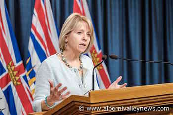 BC records 113 new COVID-19 cases Wednesday, 4 deaths – Port Alberni Valley News - Alberni Valley News