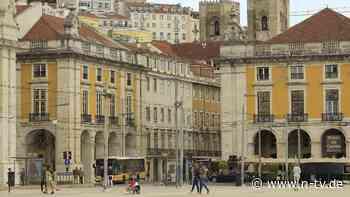 Ausbreitung der Delta-Variante: Regierung riegelt Lissabon ab