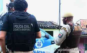 Senhor do Bonfim: Polícia prende suspeito de matar homem a pauladas após discussão por isqueiro - Voz da Bahia