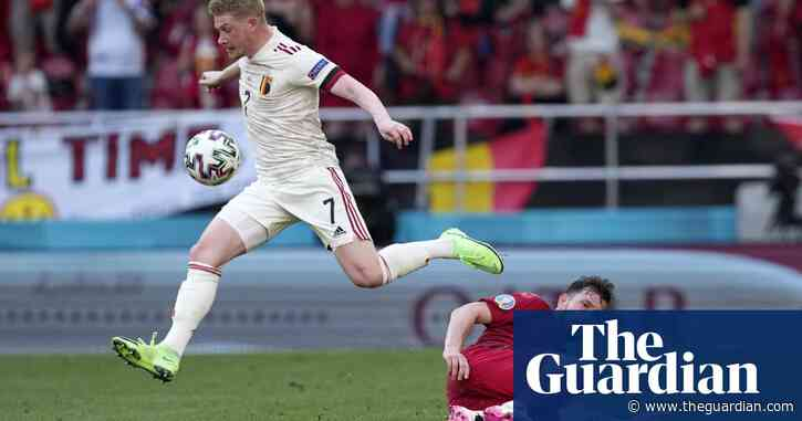 Belgium's attacking riches bail out creaking back line against Denmark