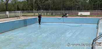 Las piscinas municipales de Santo Domingo retrasan su apertura a la próxima semana - La Rioja