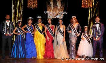 Santo Domingo ya tiene una miss y un mister 2021 - El Caribe