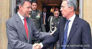 ¿Por qué Santos no le expresó sus diferencias a Uribe? - Semana