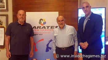 Espinós praises successful hosting of Karate 1-Youth League in Cyprus - Insidethegames.biz