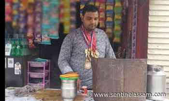 From Karate Champion to a Tea Seller in Mathura, Hari Om Shukla Shares his Tragic Tale - Sentinelassam - The Sentinel Assam