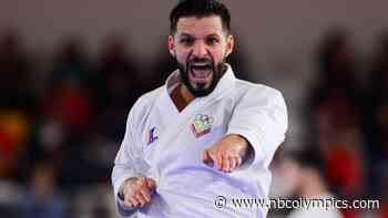 Ariel Torres, Brian Irr secure spots in Tokyo for USA Karate - NBC Olympics
